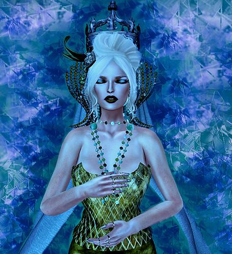 Corination Blue