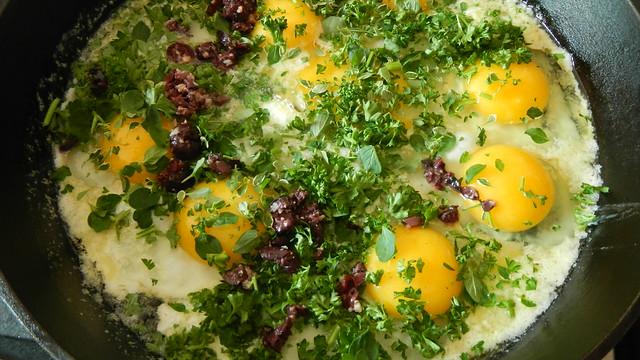 Baked Eggs 9