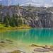 Mountain Oasis by dezzouk