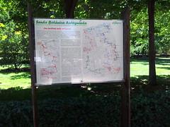 Senda botánica del Retiro. Tramo 1: Los jardines más antiguos