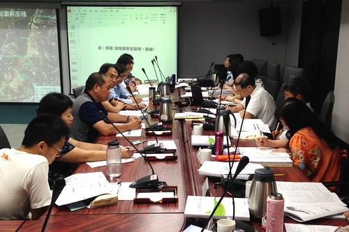 內政部區域計畫委員審查「新訂清境風景特定區計畫」,來自當地的團體極力支持。