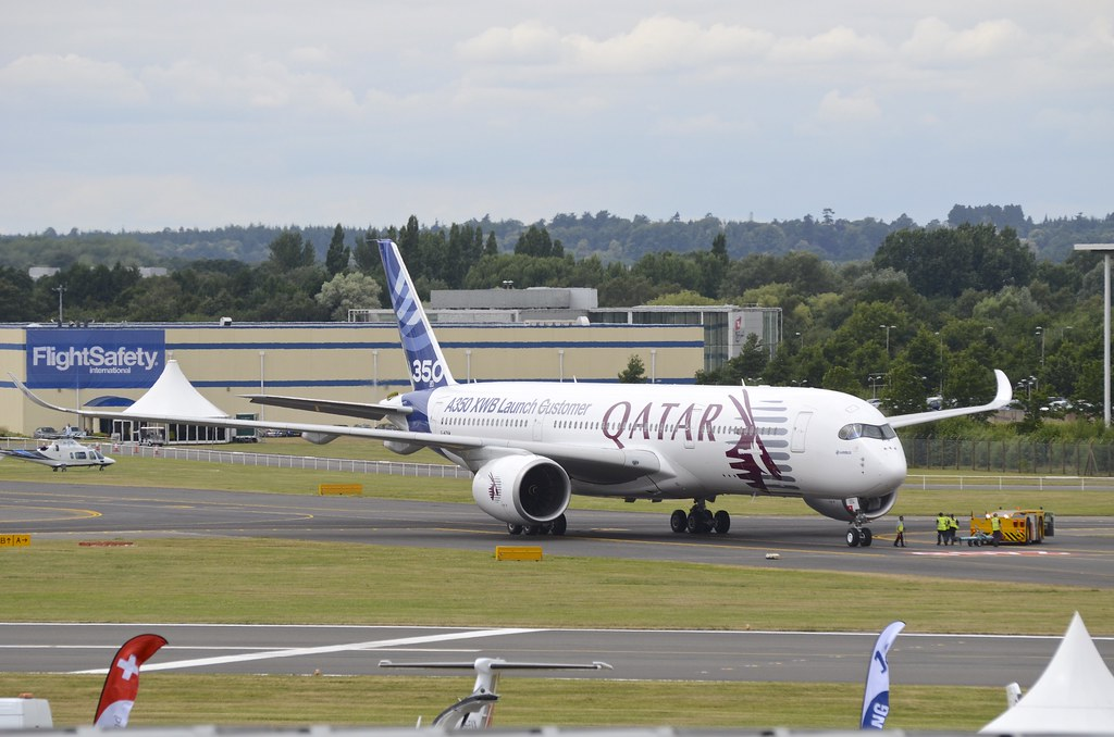 Airbus A350-900 F-WZNW MSN4
