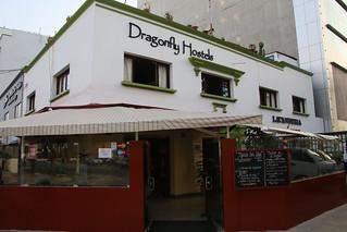 Hostel.  Lima, Peru.