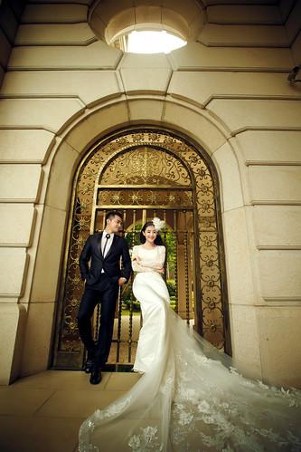 高雄婚紗推薦_高雄聖羅雅麗緻婚紗_婚紗包套_婚紗景點