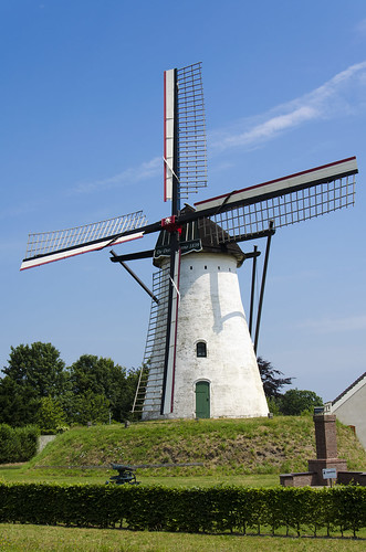 Luyksgestel, Windmolen De Deen.