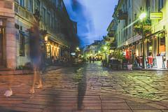 Kaunas Old Town | Long Exposure #208/365