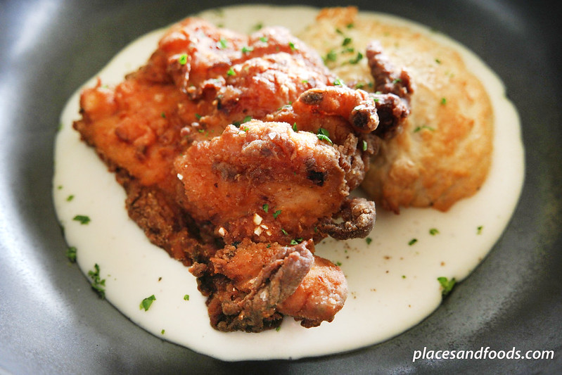 brunch o clock fried chicken