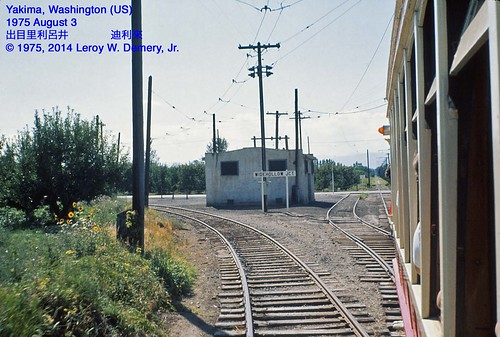 vanishedscenes streetcarsubstations tramwaysubstations yakimawashingtonus