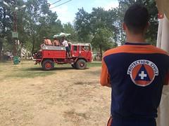 Protection Civil veille sur Buena Onda