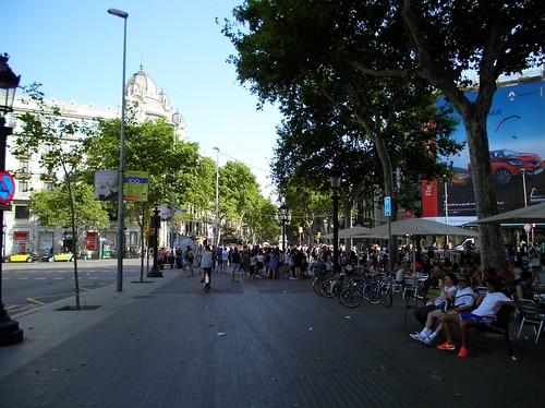 Plaça de Catalunya - Barcelona