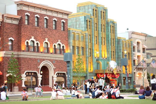 Universal Studios Osaka 13
