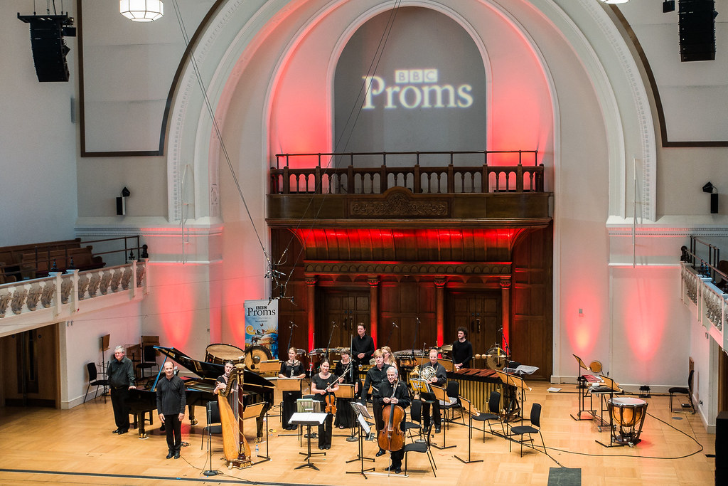 Proms Saturday Matinee 1: Birmingham Contemporary Music Group at Cadogan Hall