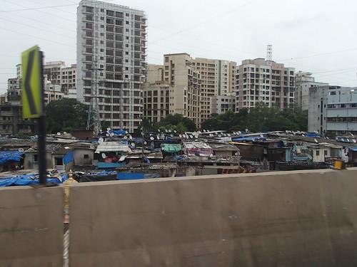 印度的城市風景 不好 - naniyuutorimannen - 您说什么!