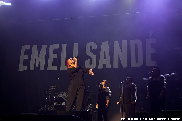 Emeli Sandé - MEO Sudoeste '15