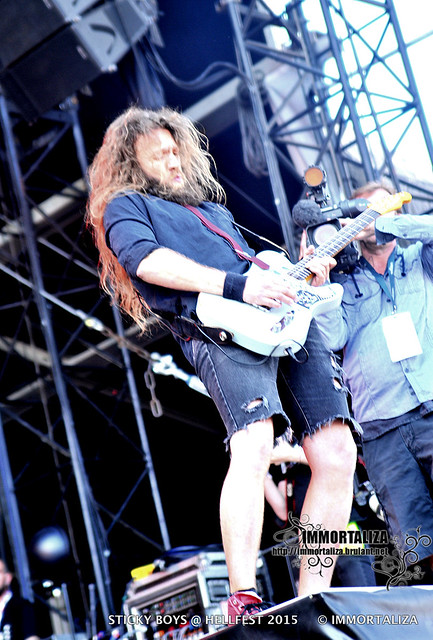 STICKY BOYS @ HELLFEST OPEN AIR 2015 friday 19 juin Clisson France 19948545185_5ce2b2b6ae_z