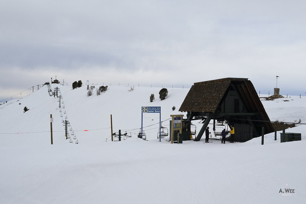 Lookout chairlift