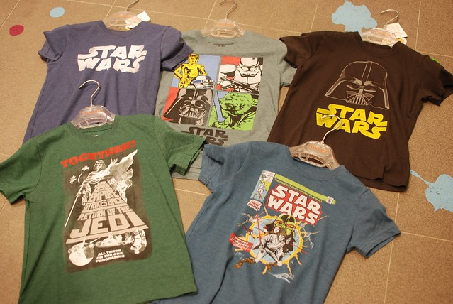 Star Wars clothes for boys at FOX Kids & Baby Store!