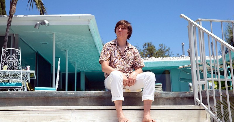 Paul Dano embodies the young Brian Wilson in LOVE & MERCY.