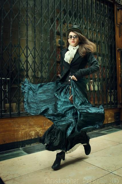 Paris Passages ~ Mona Longueville