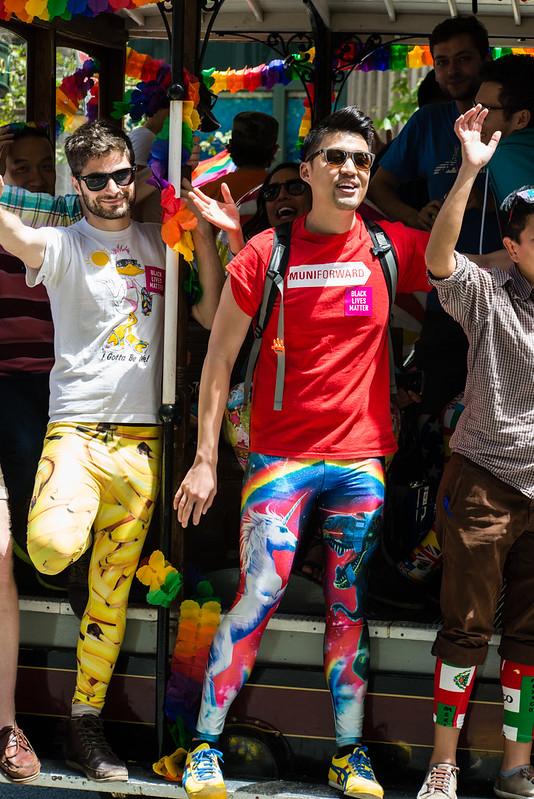San Francisco Pride / SFMTA