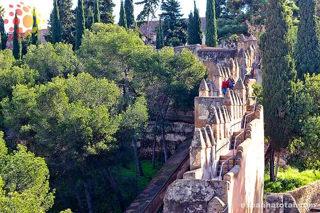 castelos da Espanha: Gibralfaro