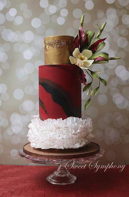 Cake by Sweet Symphony