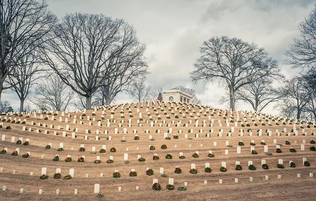 Marietta National Cemetery..[Explored], Nikon D700, AF Nikkor 35mm f/2D