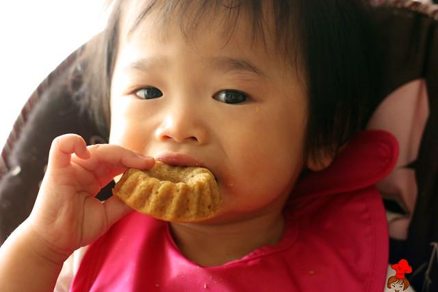【寶寶煮】蔬菜滿滿營養滿份~ 寶寶瑪芬 Veggie Muffins 14