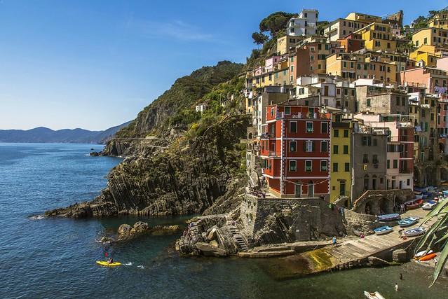 Riomaggiore - Cinque Terre - Italy