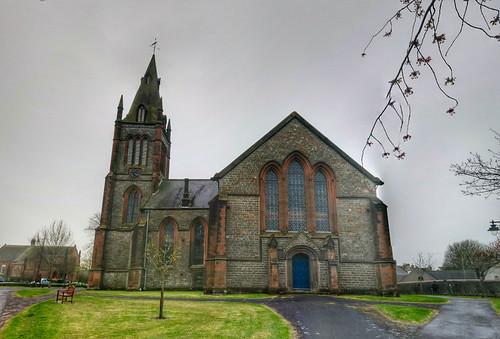 church in Kirkcudbright