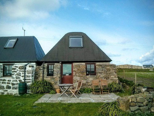 Lapwing cottage, Tiree