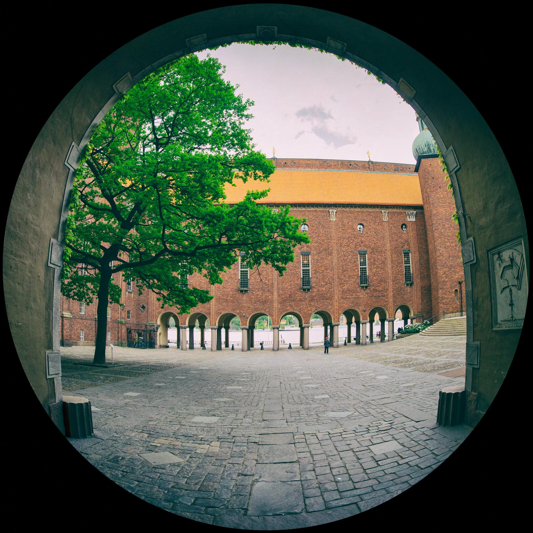 Circular Stockholm City Hall