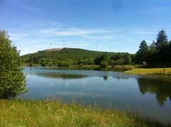 Lac de pradelles - Photo of Trassanel