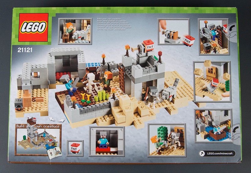 Review - 21121 LEGO Minecraft:Desert Outpost από EUROBRICKS 19111541204_f3c57b38de_c