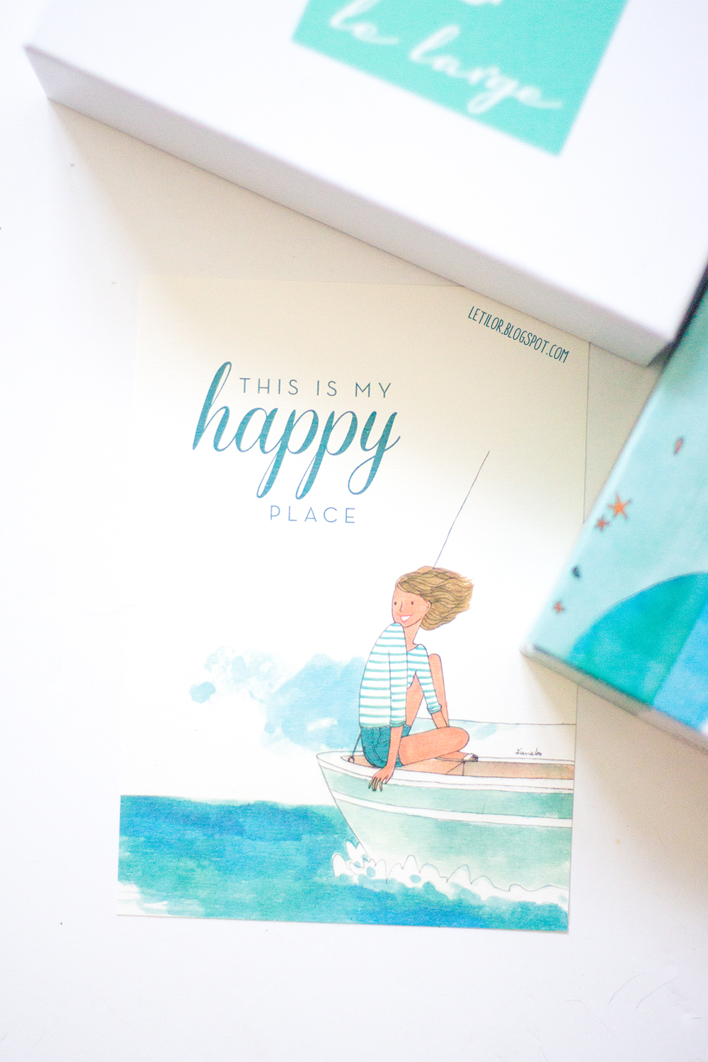 My little ocean box juin2015