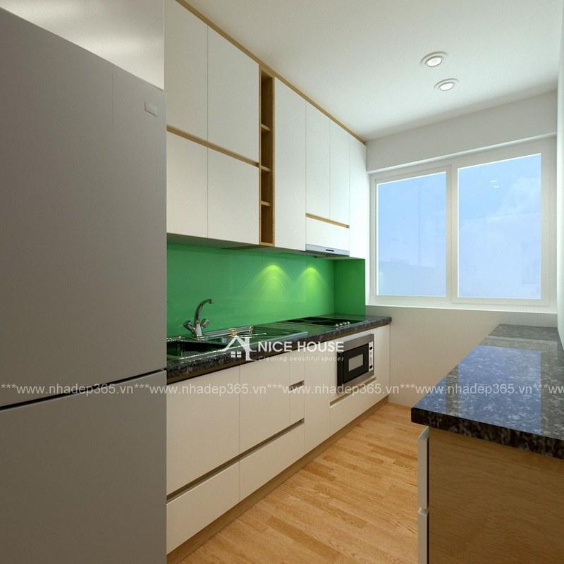 Thiết kế nội thất chung cư Helios - Anh Lân - Hà Nội_05