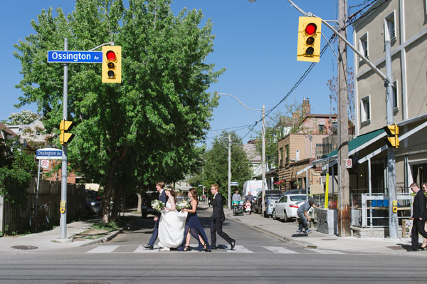 Celine Kim Photography Bellwoods Brewery intimate city wedding Toronto vintage ttc streetcar-51