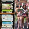 Lezen is cool & koel  #hitteplan #bibkortrijk #buurtbibliotheken #leesmeer
