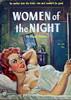 Women Of The Night - Original Novel - No 700 - Peggy Gaddis - 1951 by MICKSIDGE