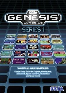 SEGA Genesis Classic Games