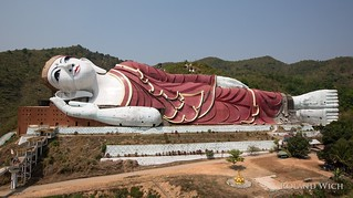 Reclining Buddha of Mudon