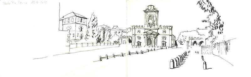 Porta Pia, Roma