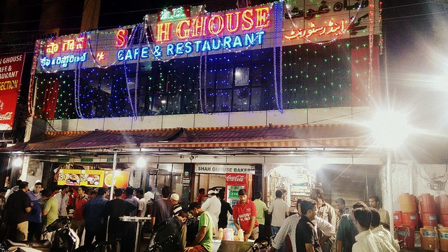 Shah Ghouse, Hyderabad