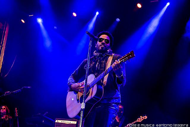 Lenny Kravitz - MEO Marés Vivas '15