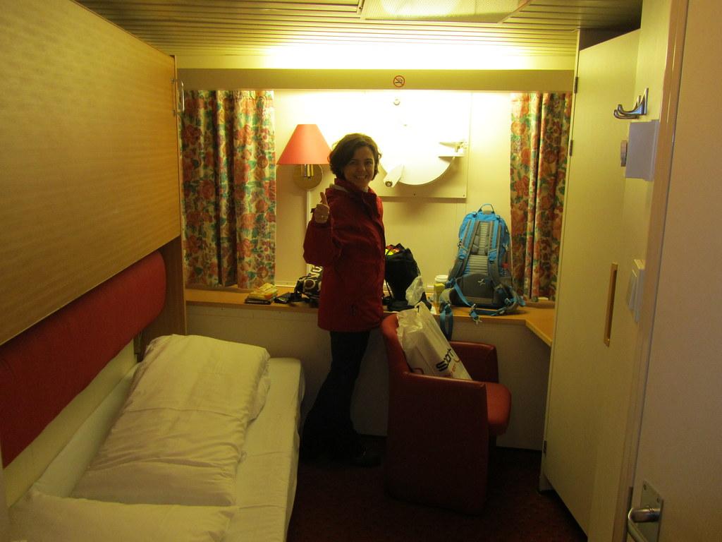 Camarote Hurtigruten