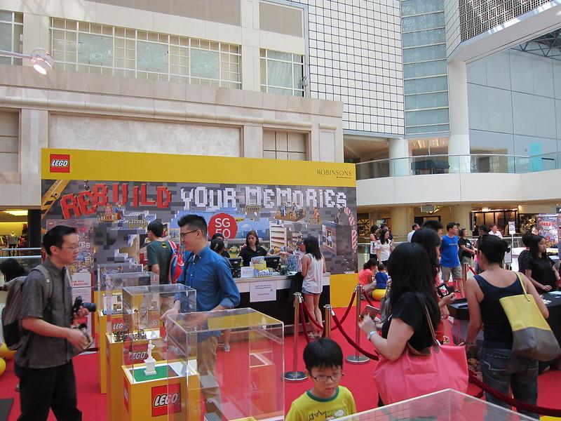 LEGO Rebuild Your Memories - Atrium - 2