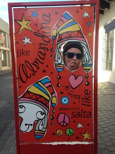Imperio.  Salta, Argentina.