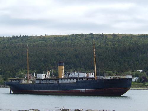 Harbour Grace - shipwreck