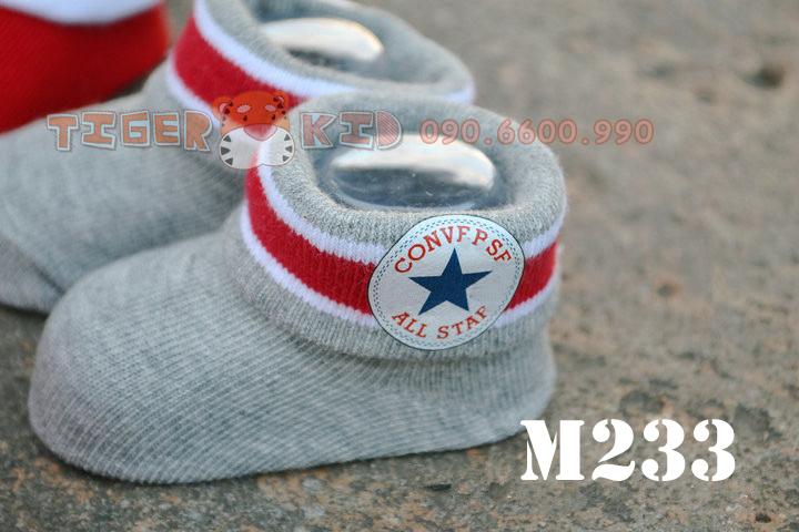 20205236648 bf792153af o M233 Set 2 đôi vớ Converse (<8kg)