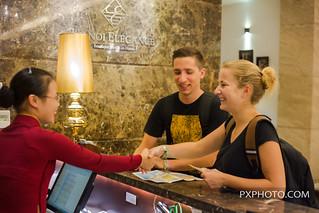 Lobby - Elegance Diamond Hotel